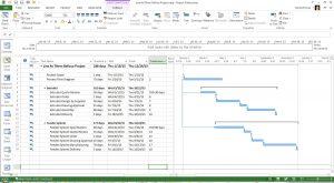 Microsoft Project, MS Project, #msproject, #microsoftproject
